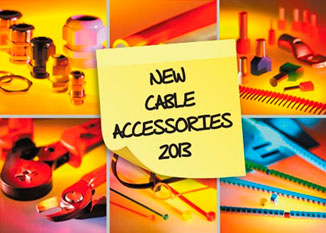 New cable accessories 2013